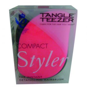 Tangle Teezer compact BlackPink